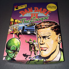 Dan Dare III / 3 - The Escape (NEW)