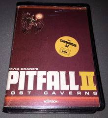 Pitfall II - The Lost Caverns - TheRetroCavern.com  - 1