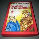 'O' Level Maths Revision - Equations & Inequalities