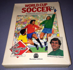 Ray Clemence - World Cup Soccer - TheRetroCavern.com  - 1