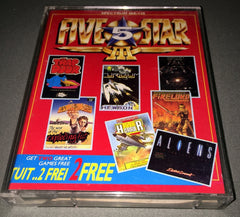 Five Star Games III   (5 Star Games 3)  (Compilation) - TheRetroCavern.com  - 1