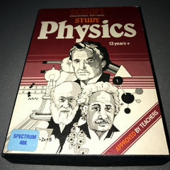 Study Physics 13 Years+