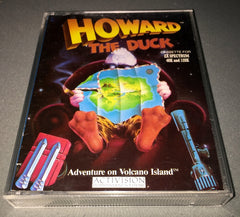 Howard The Duck - Adventure On Volcano Island