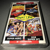 4 Quattro Super Hits   (Compilation)