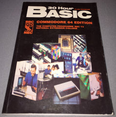 30 Hour Basic - Commodore 64 Edition - TheRetroCavern.com