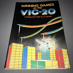 Winning Games On The VIC-20  /  VIC 20