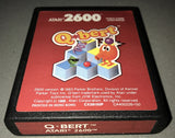 Q Bert / Q*Bert / Q-Bert - Brown Label
