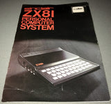 Sinclair ZX81 Personal Computer System Pamphlet