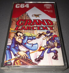 Grand Larceny - TheRetroCavern.com  - 1