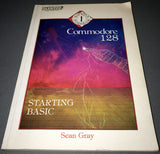 Commodore 128 - Starting BASIC