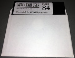 New Atari User - Coverdisk (Issue 84)