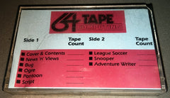 64 Tape Computing Covertape (Issue No. 7)