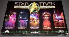 Star Trek Federation Compilation   (5 Games) - TheRetroCavern.com  - 1
