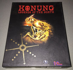 Konung - Legends Of The North - TheRetroCavern.com  - 1