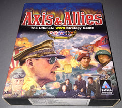 Axis & Allies - The Ultimate WWII Strategy Game - TheRetroCavern.com  - 1