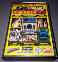 Your Sinclair - Magnificent 7 - No. 7 / October 1991   (Compilation)