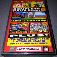 Your Sinclair - Magnificent 7 - Issue 73 / January 1992   (Compilation)