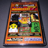 Your Sinclair - Magnificent 7 - No. 5 / August 1991   (Compilation)