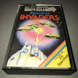 Spectral Invaders