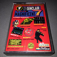 Your Sinclair - Magnificent 7 - No. 1 / April 1991   (Compilation)