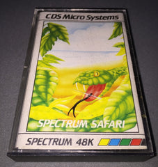 Spectrum Safari - TheRetroCavern.com  - 1