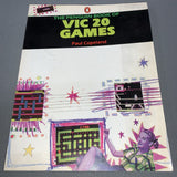 VIC 20 Games