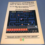 Creative Assembler - How To Write Arcade Games For The BBC Micro & Electron