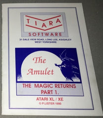 The Amulet - The Magic Returns, Part 1