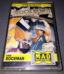 Rockford - The Arcade Game  (+ Rockman)