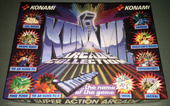 Konami Arcade Collection   (Compilation) - TheRetroCavern.com  - 1