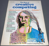 The Best Of Creative Computing - Volume 1