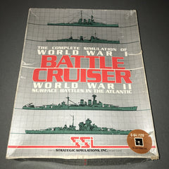 Battle Cruiser - World War II
