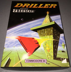 Driller - TheRetroCavern.com  - 1
