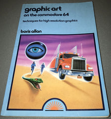 Graphic Art On The Commodore 64