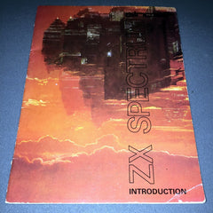 ZX Spectrum Introduction