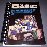 30 Hour Basic - Spectrum Edition