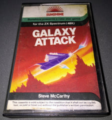 Galaxy Attack - TheRetroCavern.com  - 1