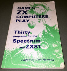Games ZX Computers Play