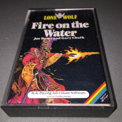 Lone Wolf - Fire On The Water