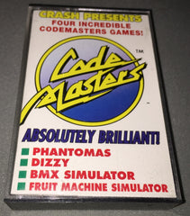 Crash Presents Codemasters (Compilation) - TheRetroCavern.com  - 1