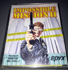 Impossible Mission II - TheRetroCavern.com  - 1
