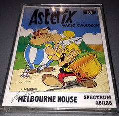Asterix and the Magic Cauldron - TheRetroCavern.com  - 1