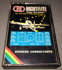 Nightflite  /  Night Flite - TheRetroCavern.com  - 1