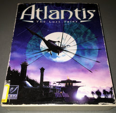 Atlantis - The Lost Tales - TheRetroCavern.com  - 1