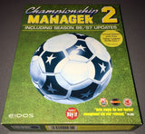 Championship Manager 2 - Includes 1996/97 Updates - TheRetroCavern.com  - 1