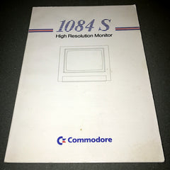 Commodore 1084 S User Manual