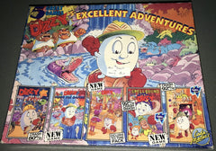 Dizzy's Excellent Adventures - 5 Great Games   (Compilation)