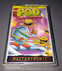 POD / P.O.D.  (Proof Of Destruction) - TheRetroCavern.com  - 1