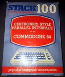 STACK 100 - C64 / 128 Parallel Printer Interface - TheRetroCavern.com  - 1