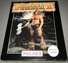 Barbarian II (2) - The Dungeon Of Drax